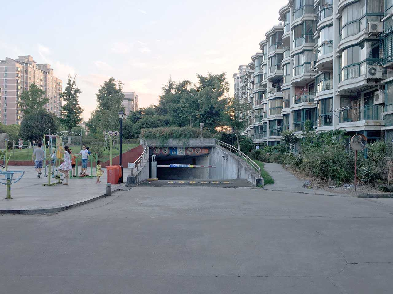 天馨花园(公寓)外景图