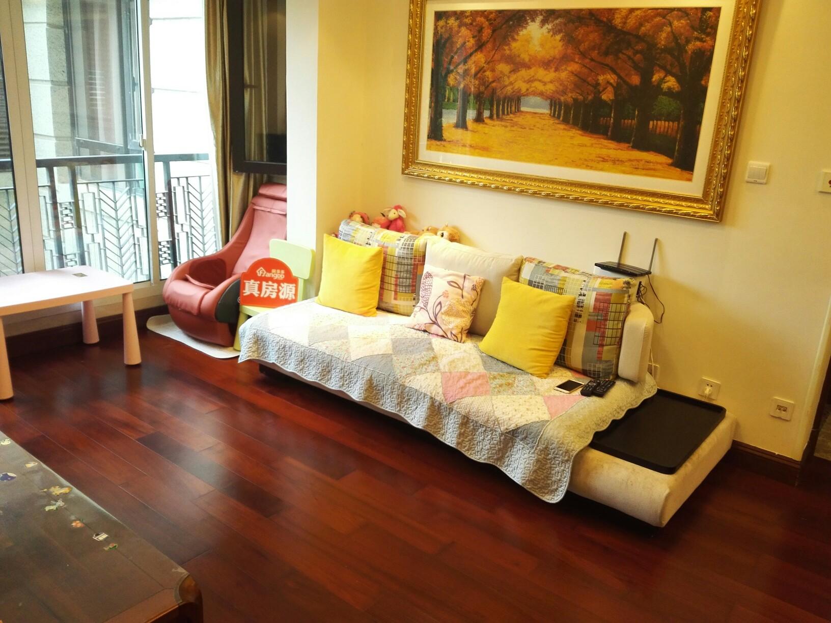 中海御景熙岸(公寓)3室2厅88.41平