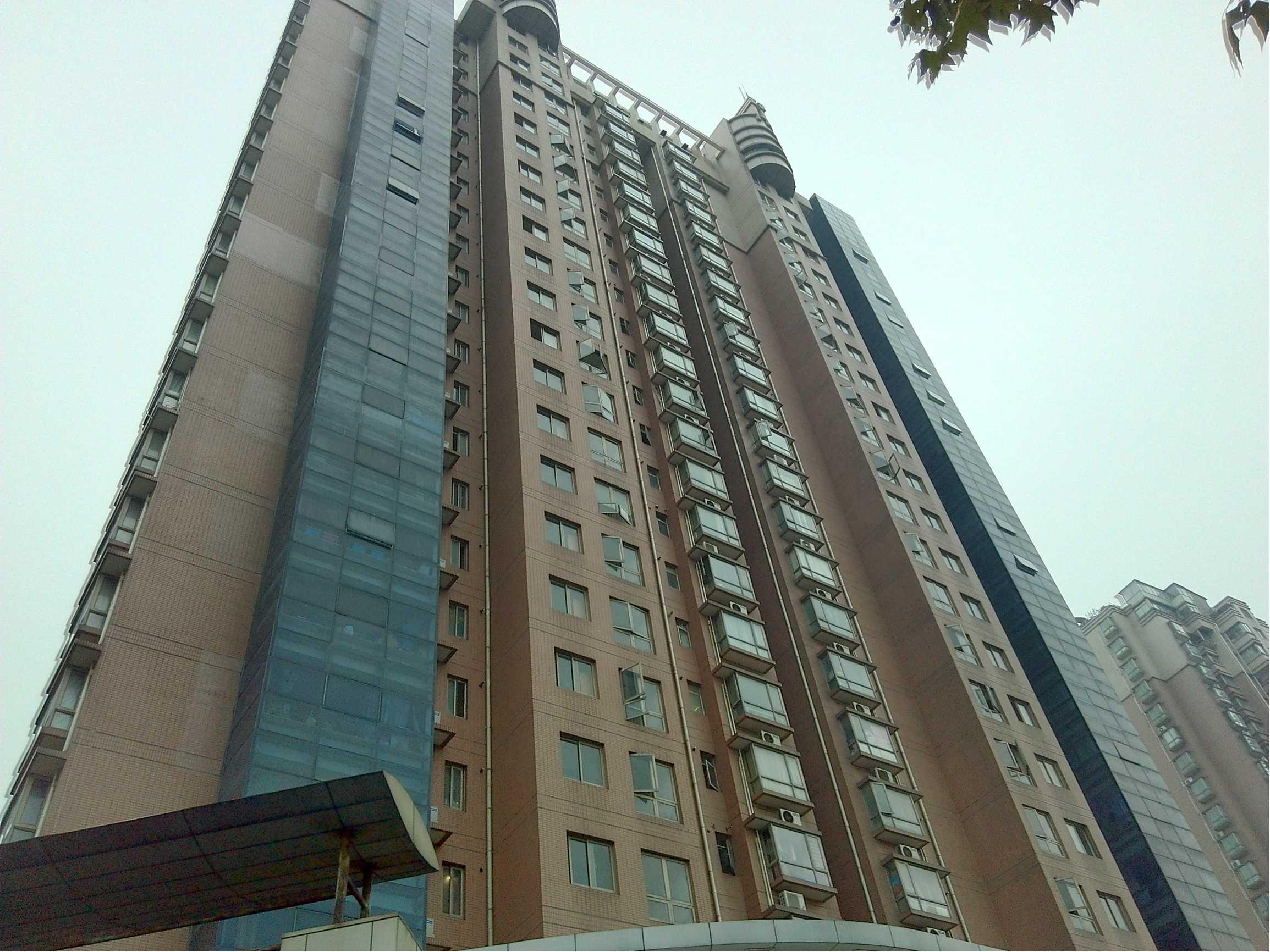 新凤城银座公寓