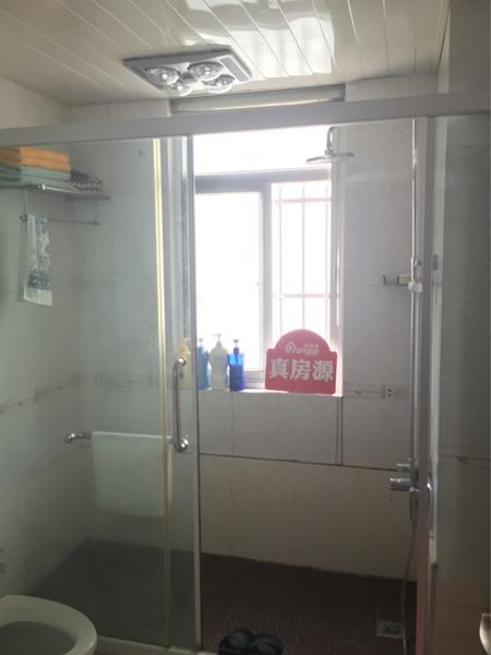 干净的卫生间
