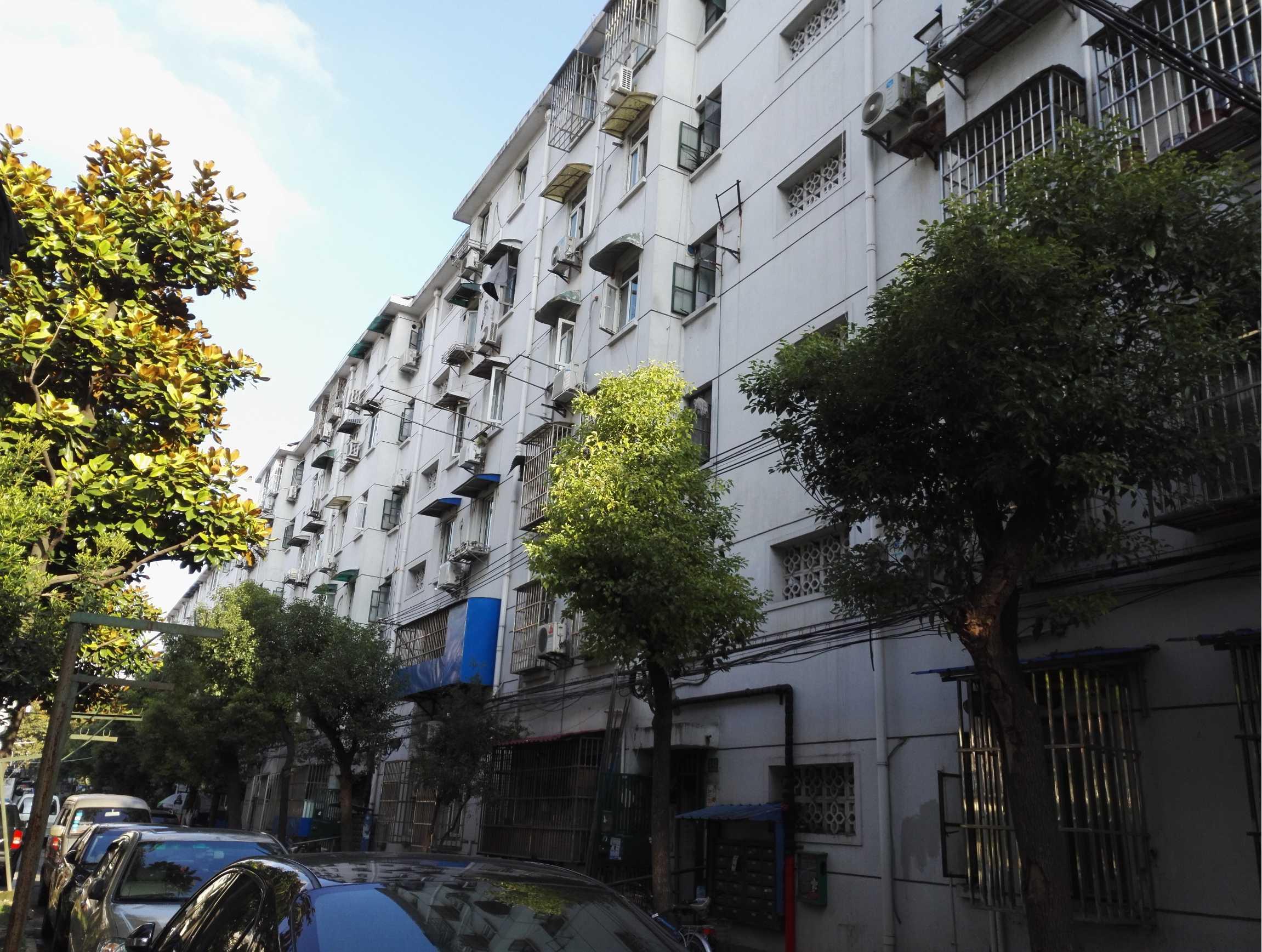 控江四村小区图片