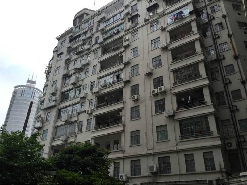 河滨大楼 2居 南北通透 电梯房 靠近地铁 小区图