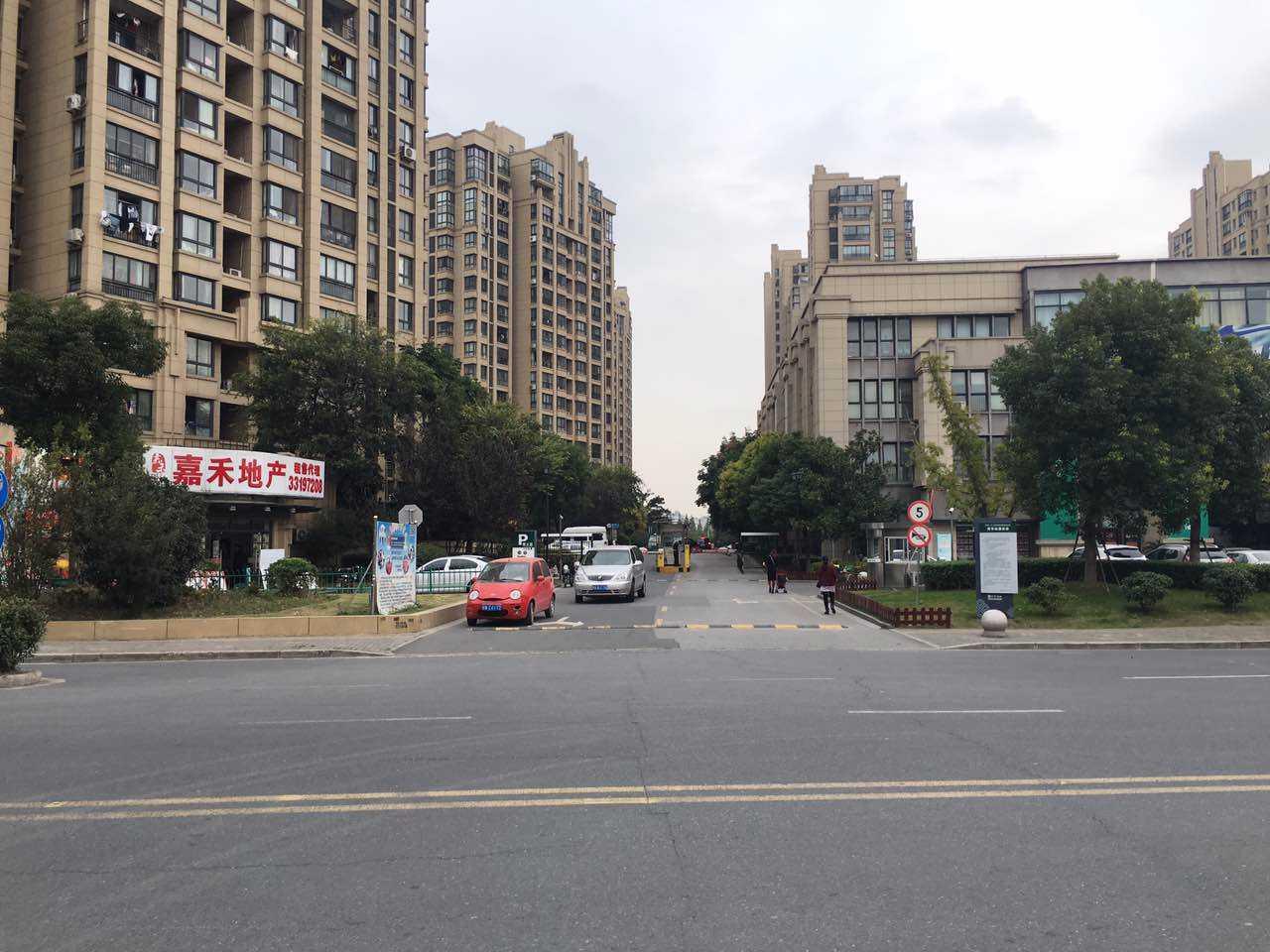 保利叶上海一期(公寓)小区图片