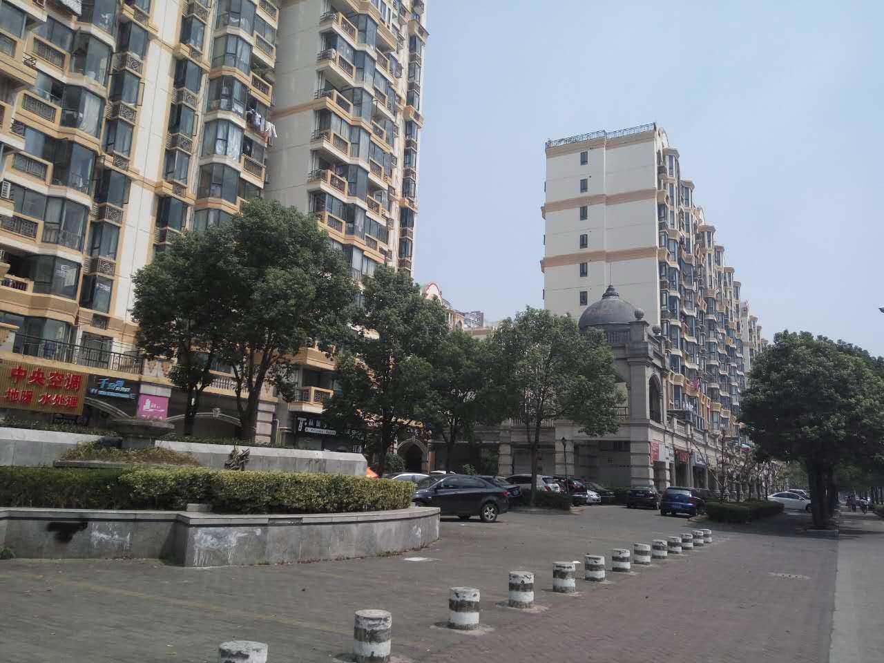 珠江新城小区图片