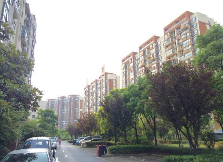 华江景城小区图片